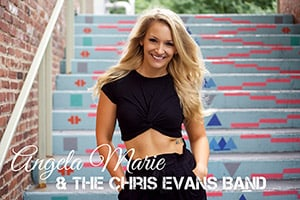 Angela Marie & The Chris Evans Band